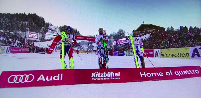 Dave Ryding Alpine World Cup 2nd