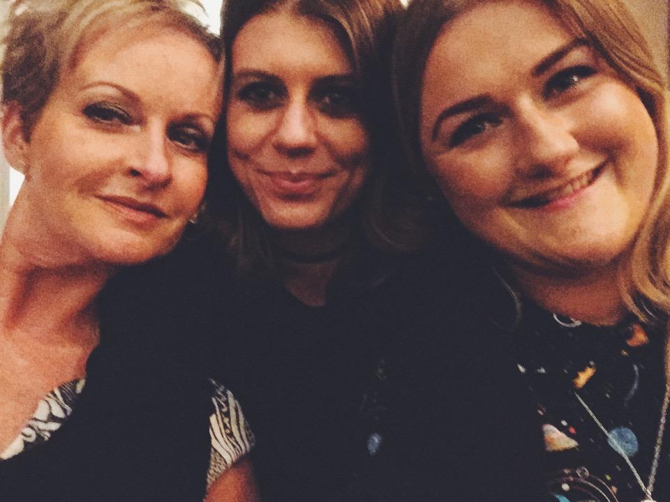 Gaynor, Lauren and Alice